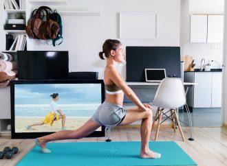 Rośnie zainteresowanie cyber-fitnessem