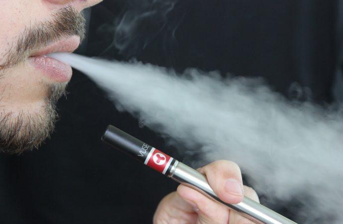 E-papierosy w programie walki z nowotworami?