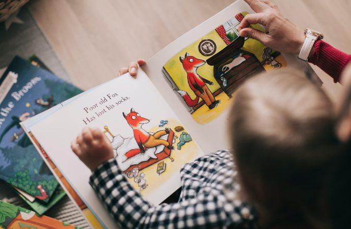 Konkurs Biedronki – zostań pisarzem albo ilustratorem bajek dla dzieci